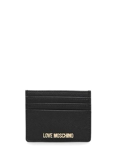 Love Moschino Kartlık Siyah